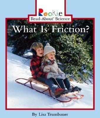 What Is Friction? als Taschenbuch