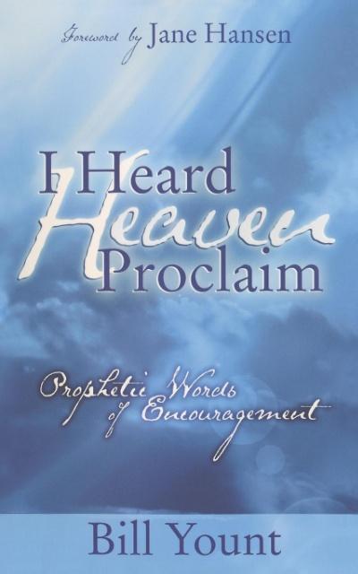 I Heard Heaven Proclaim als Taschenbuch
