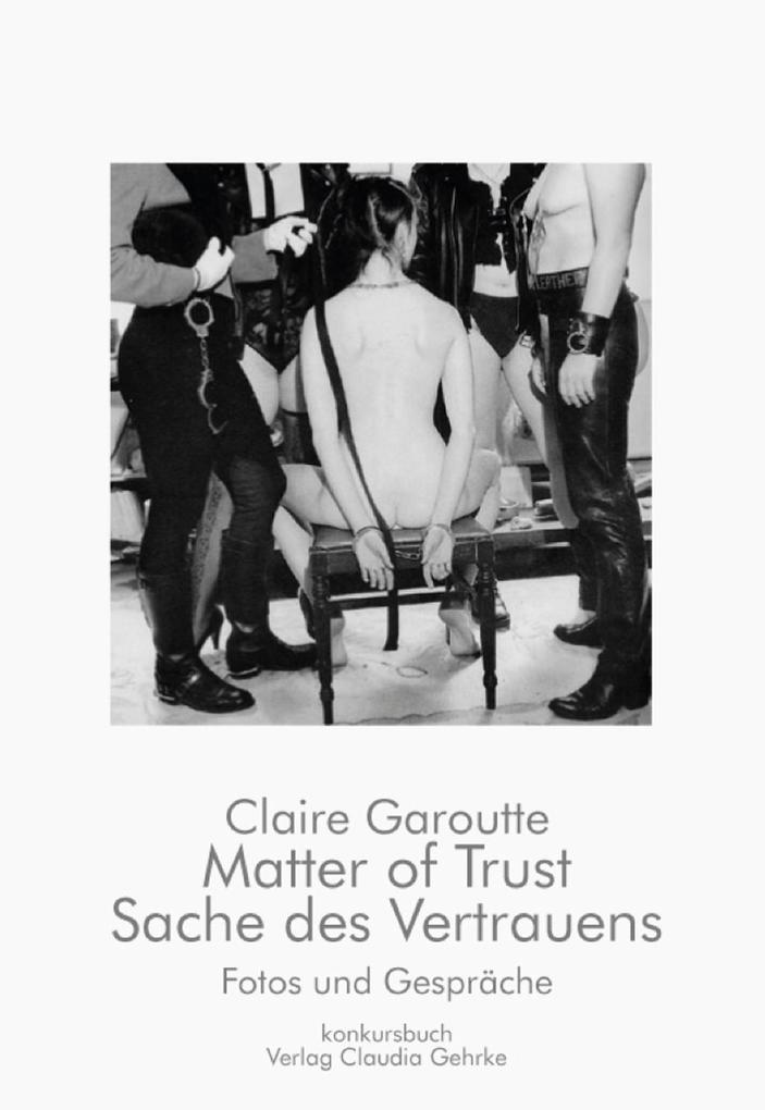 Matter of Trust /Sache des Vertrauens als eBook epub