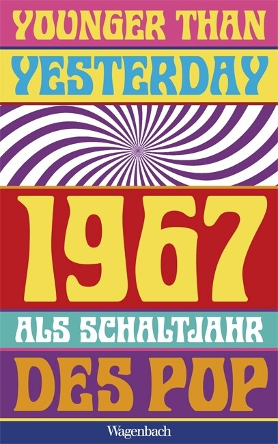 Younger Than Yesterday als Buch