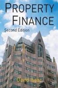 Property Finance als Buch (gebunden)