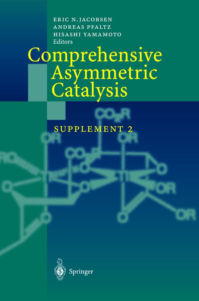 Comprehensive Asymmetric Catalysis als Buch (gebunden)