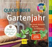 Quickfinder Gartenjahr