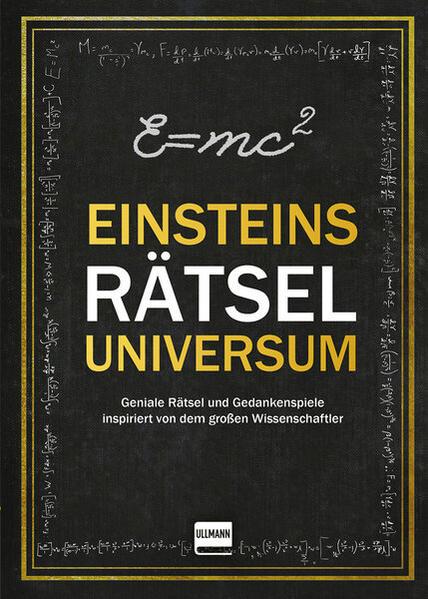 Einsteins Rätseluniversum als Buch (kartoniert)