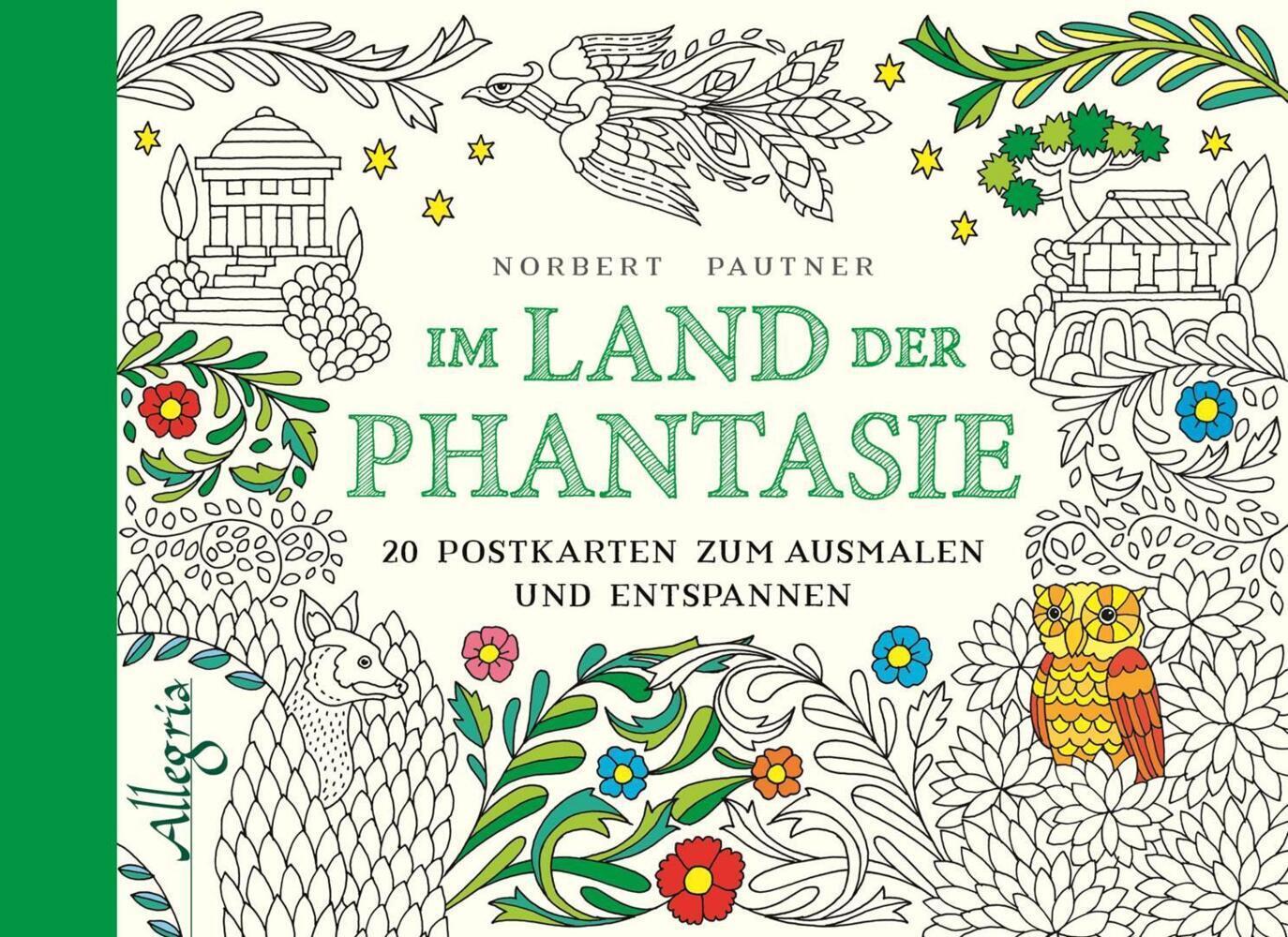 Im Land der Phantasie als Buch (gebunden)