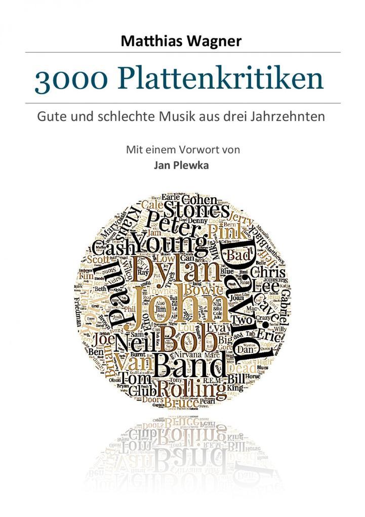 3000 Plattenkritiken als eBook epub