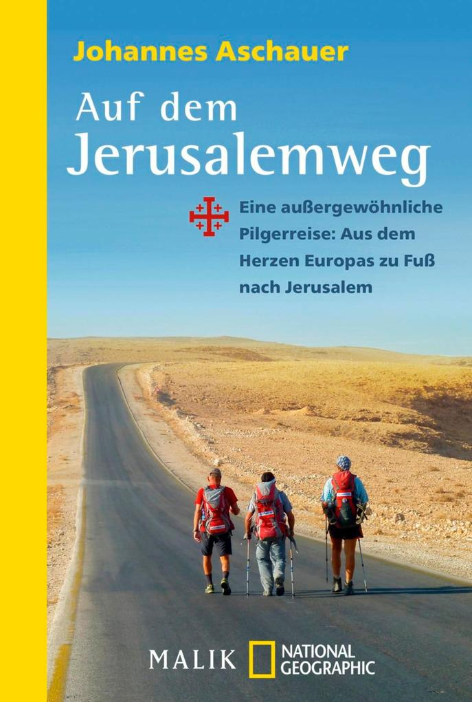 Auf dem Jerusalemweg als eBook epub