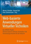 Web-basierte Anwendungen Virtueller Techniken