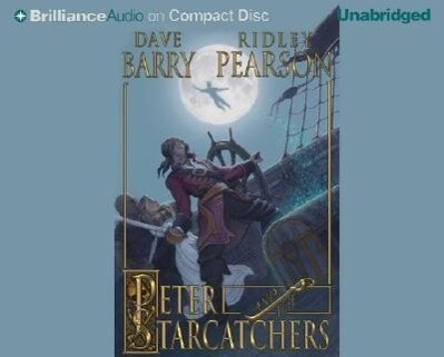 Peter and the Starcatchers als Hörbuch CD