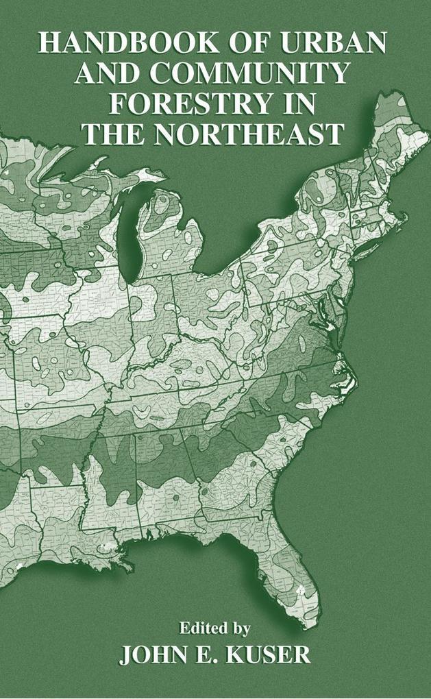 Handbook of Urban and Community Forestry in the Northeast als Buch (gebunden)