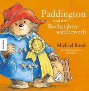 Paddington und der Buchstabenwettbewerb