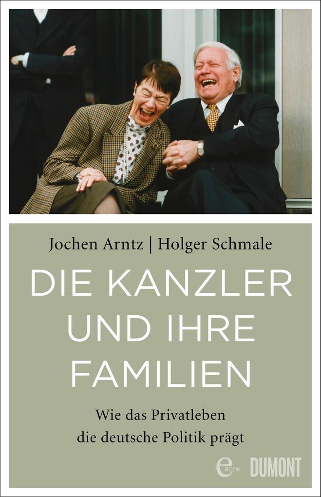 Die Kanzler und ihre Familien als eBook