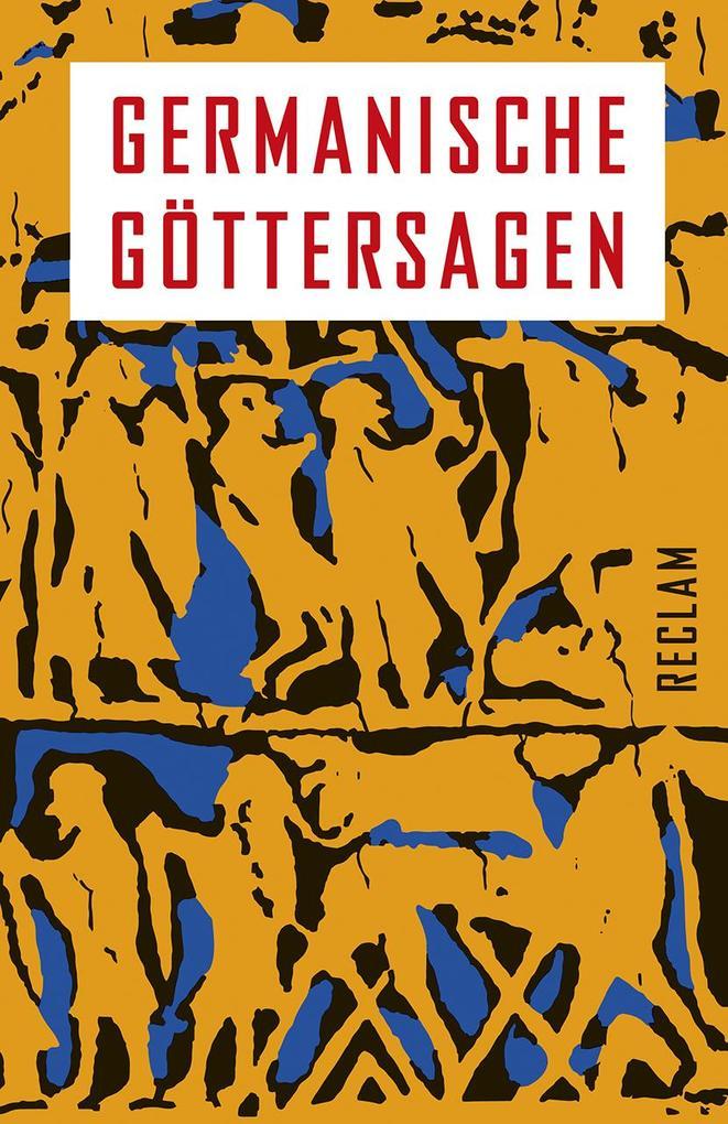 Germanische Göttersagen als Taschenbuch