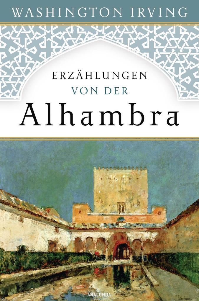 Erzählungen von der Alhambra als Buch (gebunden)