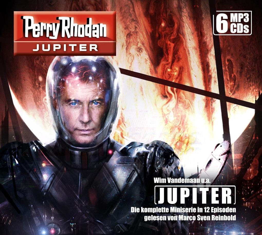 Perry Rhodan Jupiter als Hörbuch CD