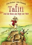 Tafiti und die Reise ans Ende der Welt, Mini-Ausgabe