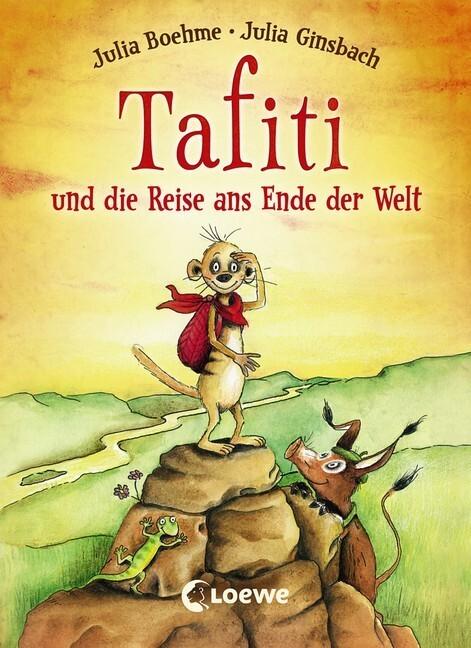 Tafiti und die Reise ans Ende der Welt, Mini-Ausgabe als Buch (gebunden)