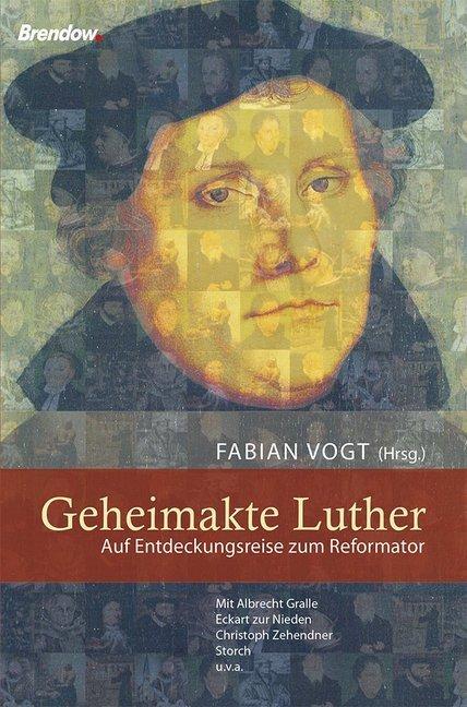 Geheimakte Luther als Buch (kartoniert)