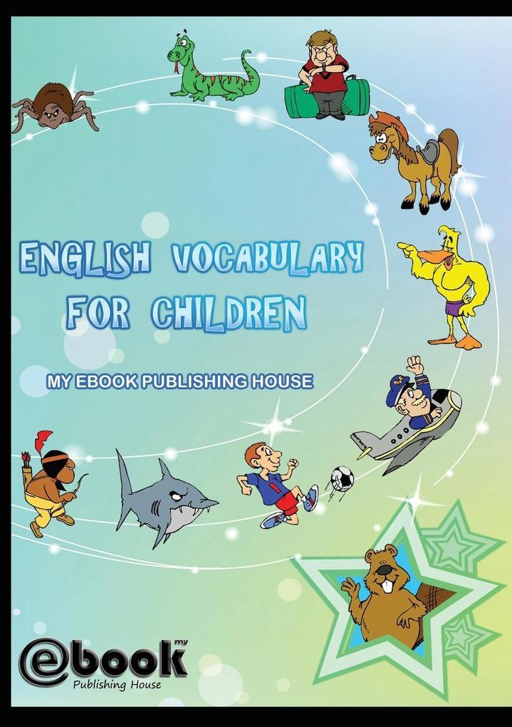 English Vocabulary for Children als Taschenbuch