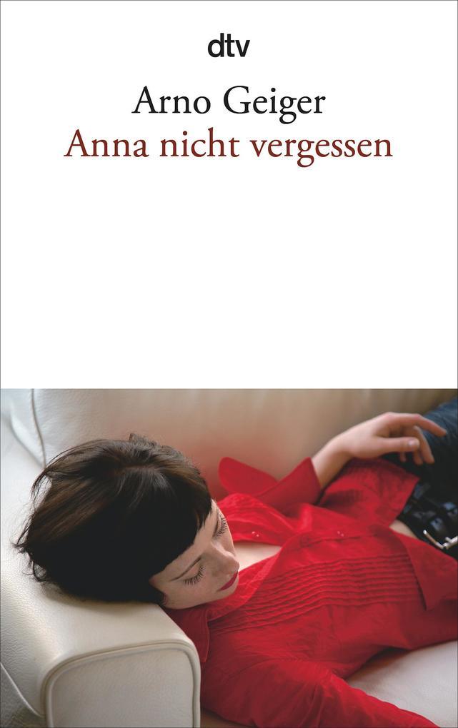 Anna nicht vergessen als Taschenbuch