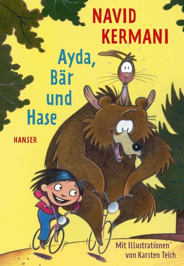 Ayda, Bär und Hase als eBook epub