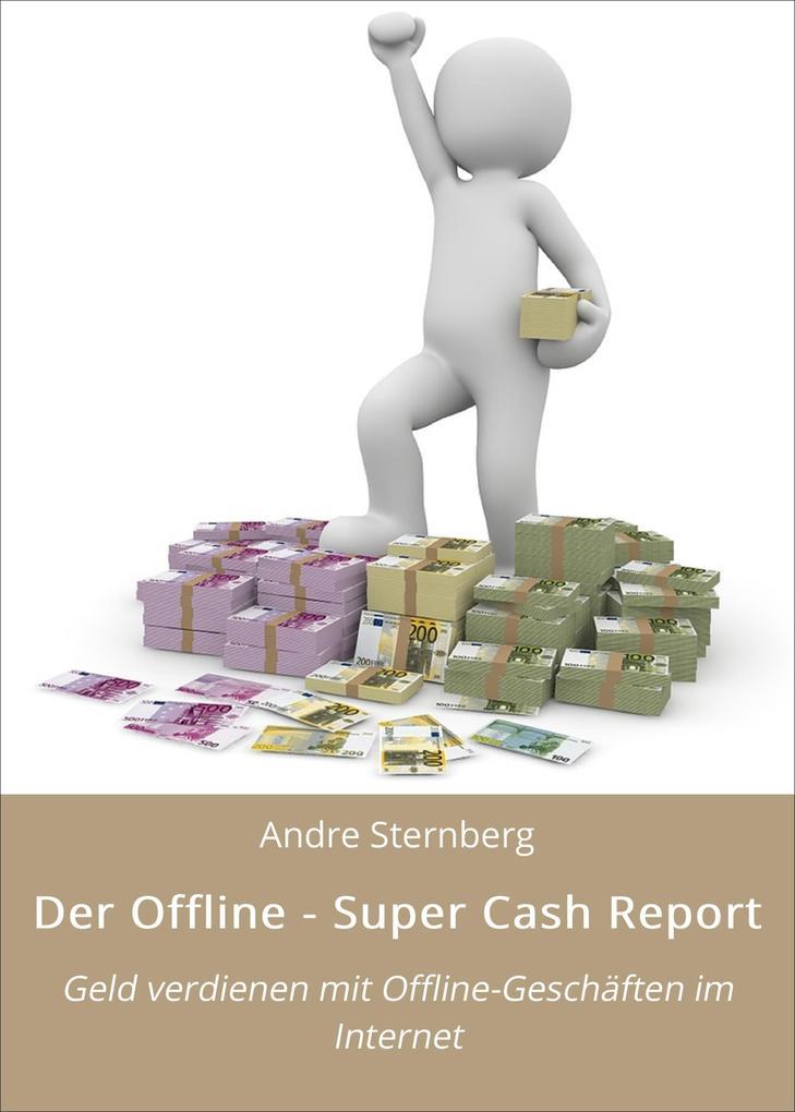 Der Offline - Super Cash Report als eBook epub