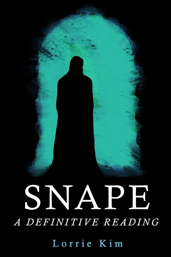 Snape als Buch (kartoniert)