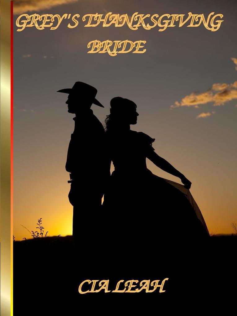 Grey's Thanksgiving Bride als eBook epub