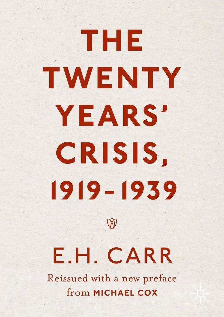The Twenty Years' Crisis, 1919-1939 als eBook pdf