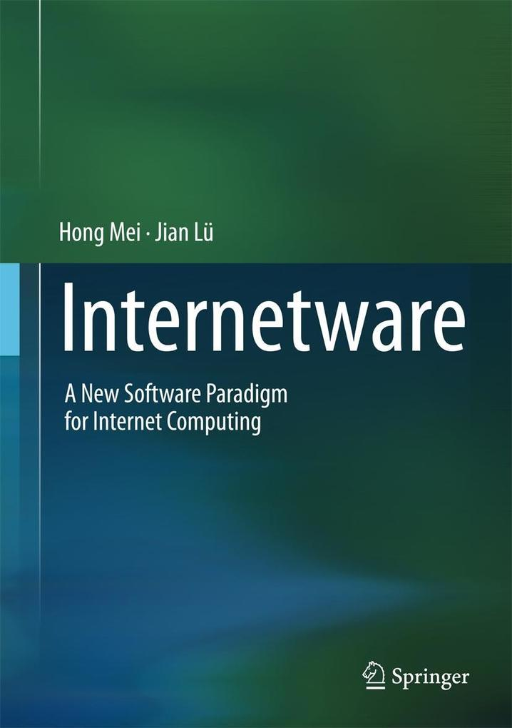 Internetware als eBook pdf