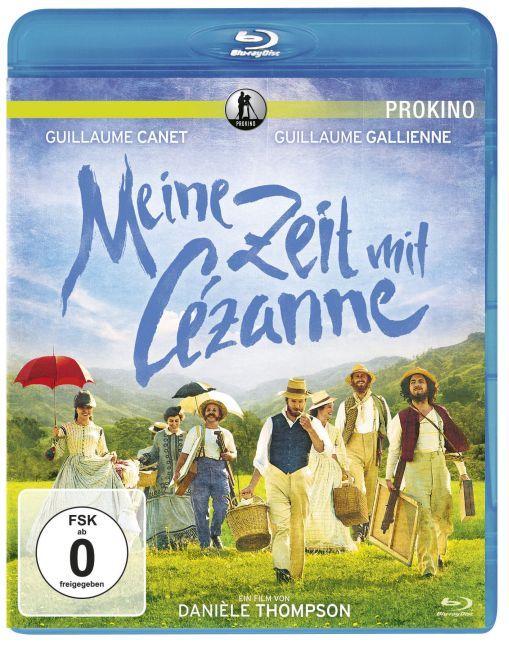 Meine Zeit mit Cézanne als Blu-ray