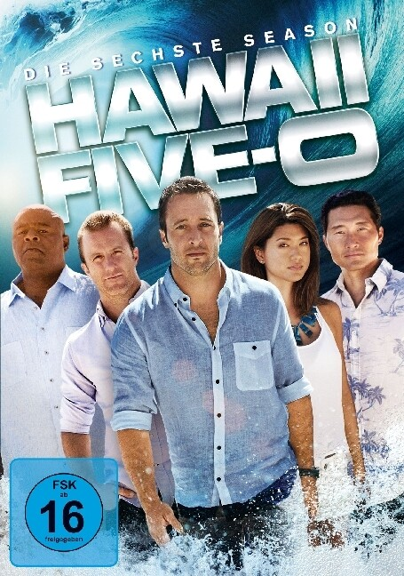Hawaii Five-O - Season 6 als DVD