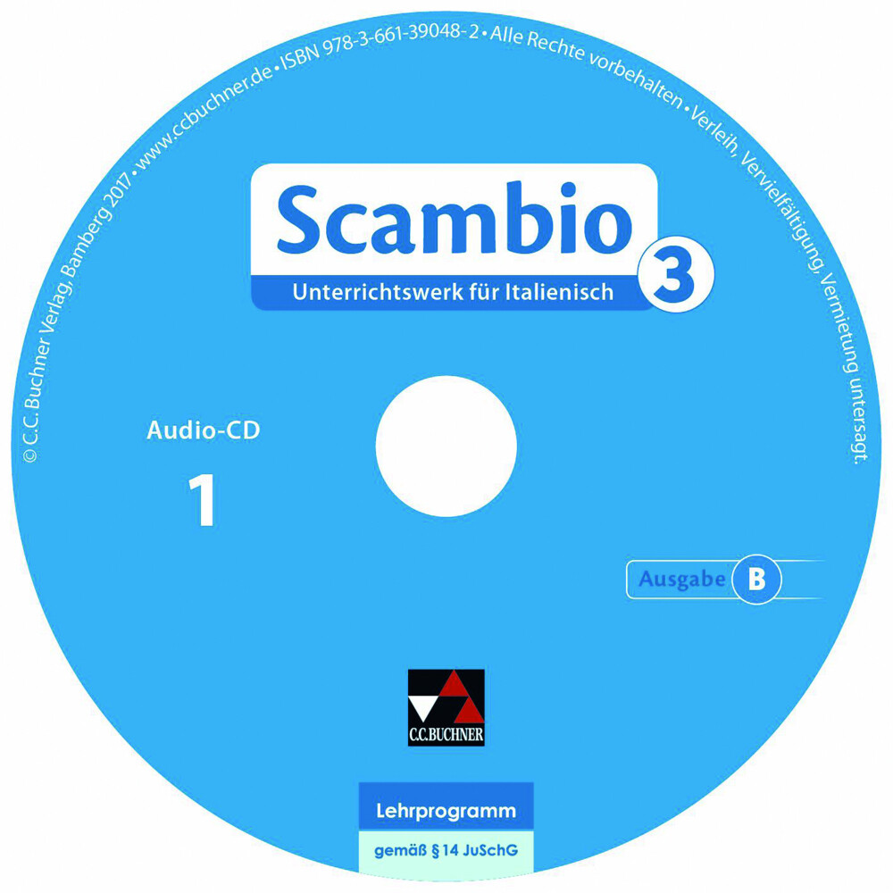 Scambio B 3 Audio-CD Collection als CD
