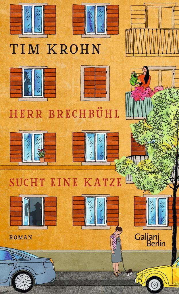 Herr Brechbühl sucht eine Katze als eBook epub