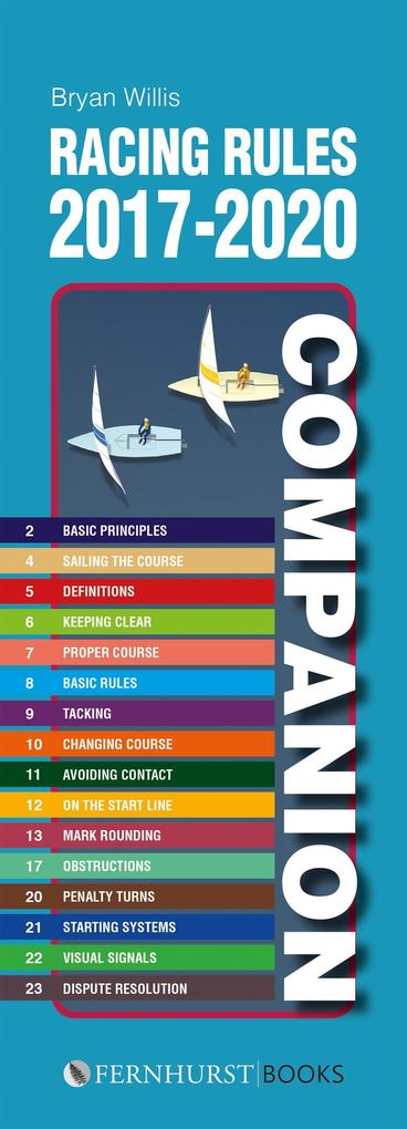 Racing Rules Companion 2017-2020 als eBook epub