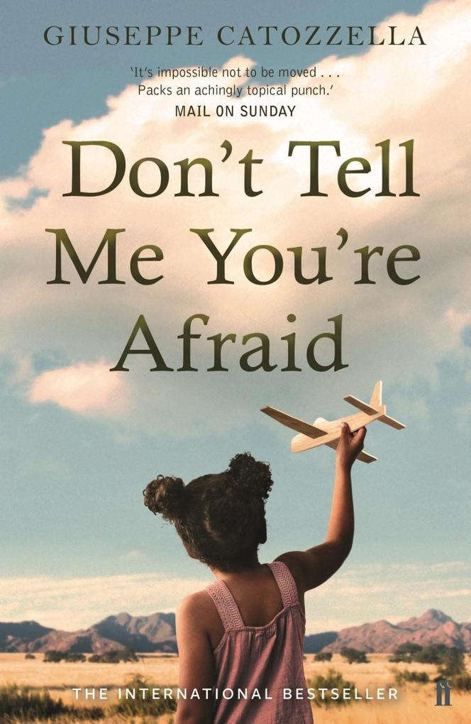 Don't Tell Me You're Afraid als eBook epub