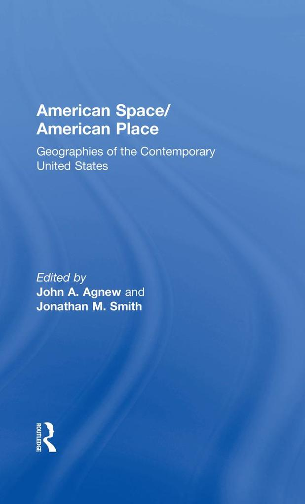 American Space/American Place als eBook pdf