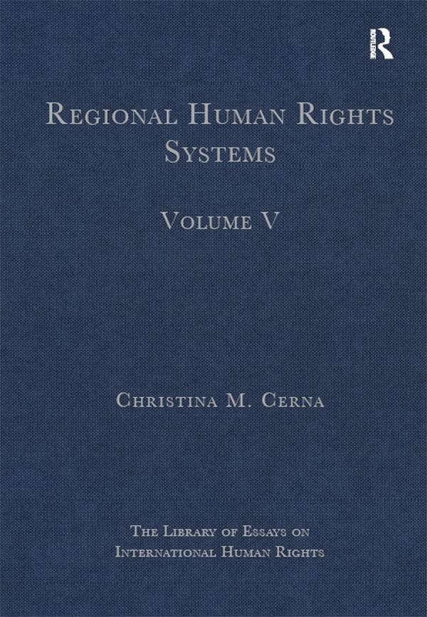 Regional Human Rights Systems als eBook pdf