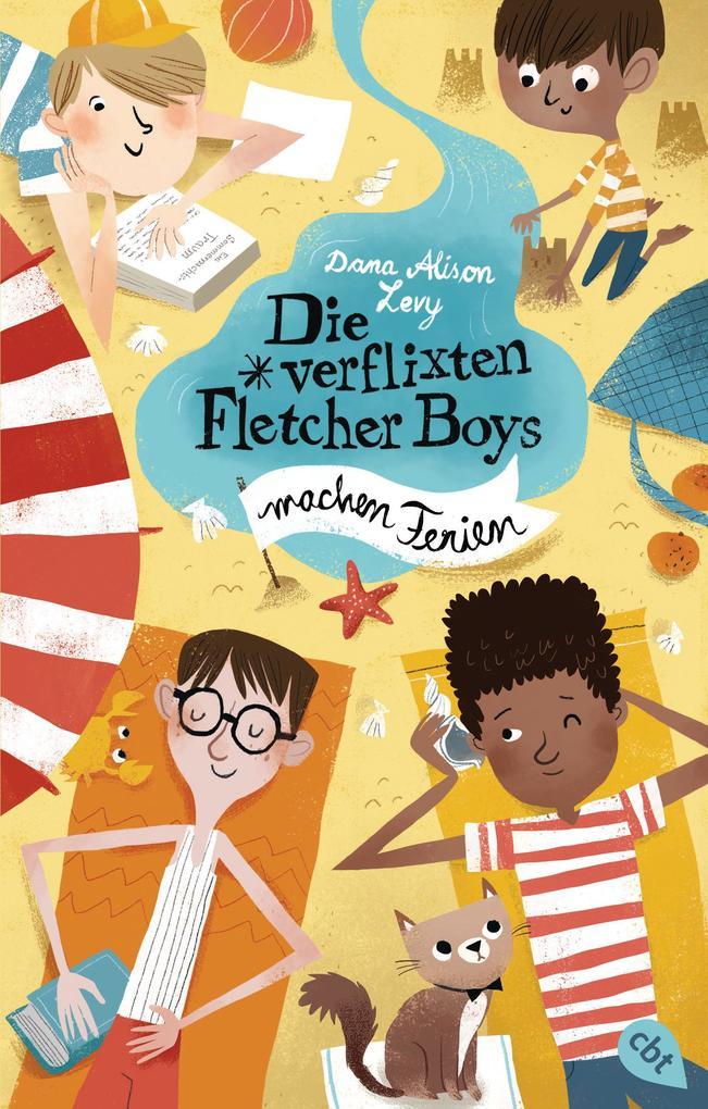 Die verflixten Fletcher Boys machen Ferien als eBook epub