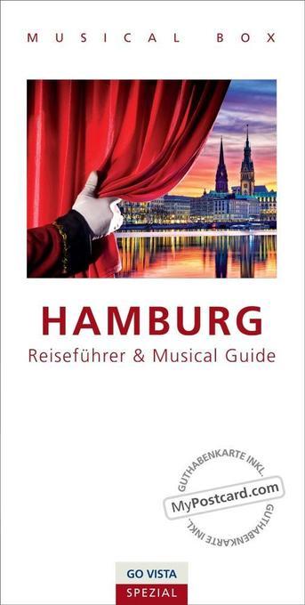 GO VISTA Spezial: Musical Box - Hamburg als Buch (gebunden)