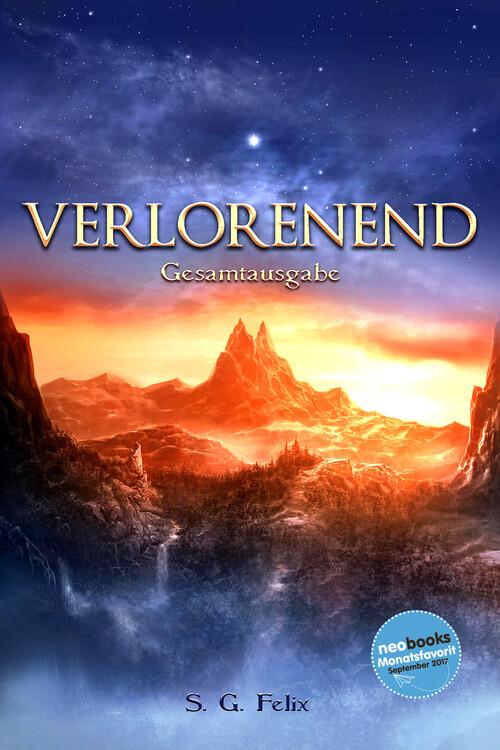 Verlorenend - Fantasy-Epos (Gesamtausgabe) als eBook epub