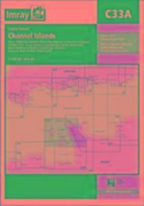 Imray Chart C33a als Taschenbuch