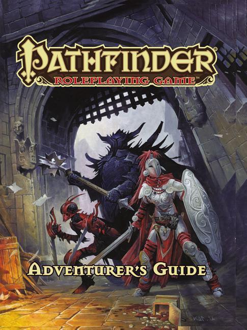 Pathfinder Roleplaying Game: Adventurer's Guide als Buch (gebunden)