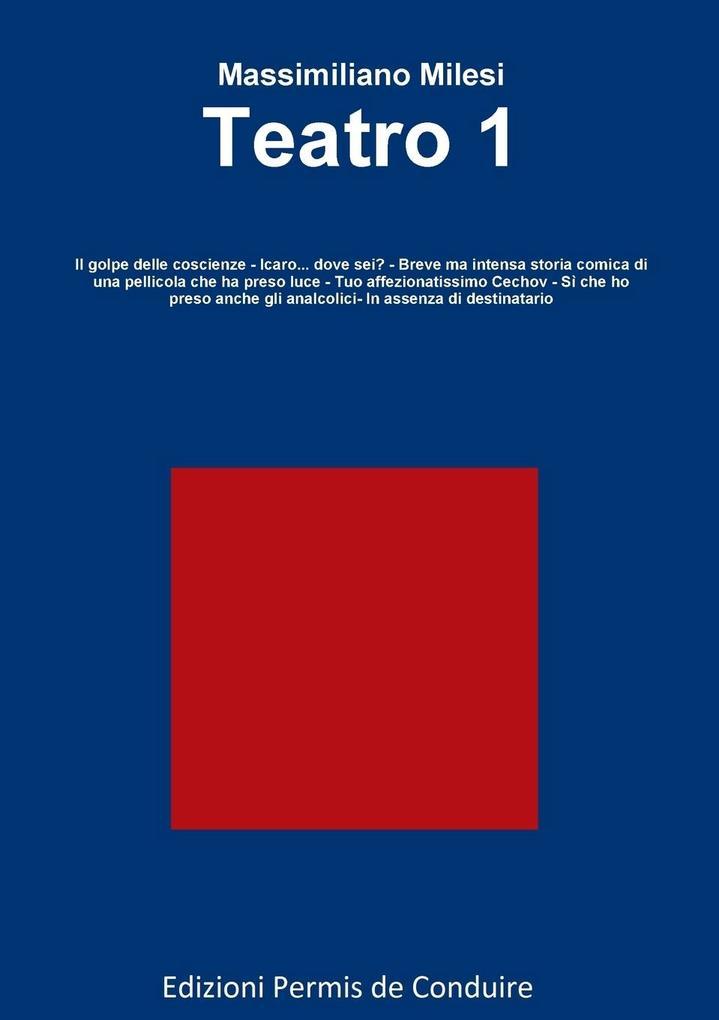 Teatro 1 als Taschenbuch