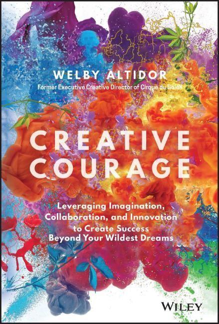 Creative Courage als Buch (gebunden)