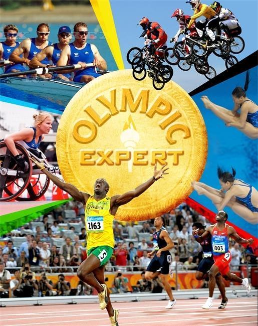 Olympic Expert als Taschenbuch