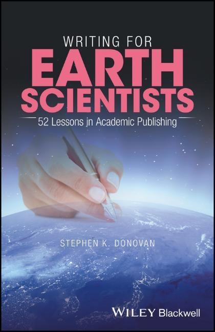 Writing for Earth Scientists als Taschenbuch