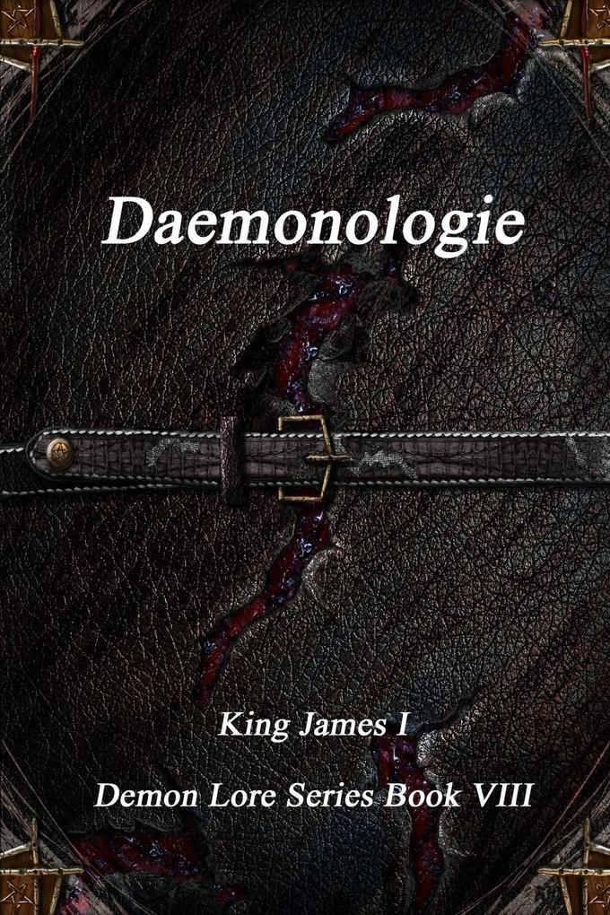 Daemonologie als Buch (kartoniert)