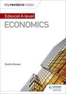 My Revision Notes: Edexcel A Level Economics als Taschenbuch