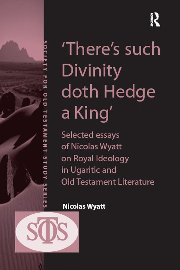 'There's such Divinity doth Hedge a King' als eBook epub